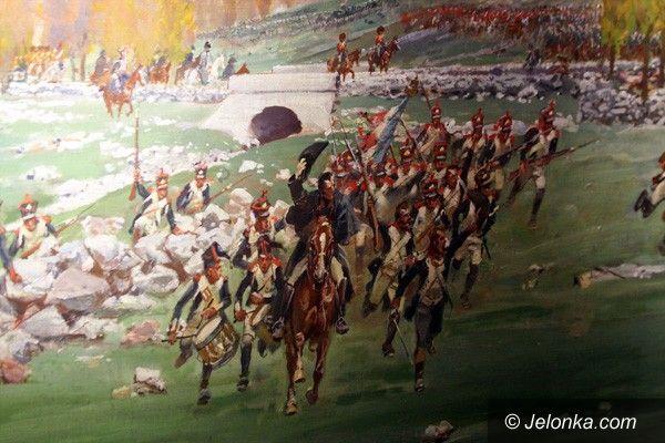 JELENIA GÓRA: Wielka bitwa na ogromnych płótnach