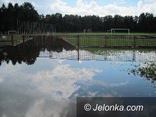 Jelenia Góra: Powódź na Lubańskiej