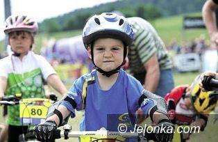 Szklarska Poręba: Dzieciaki na rowery!