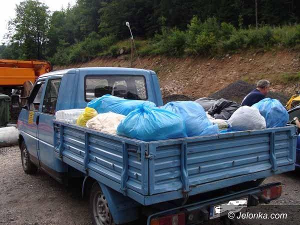SZKLARSKA PORĘBA/REGION: Szklarskoporębianie pomogli powodzianom