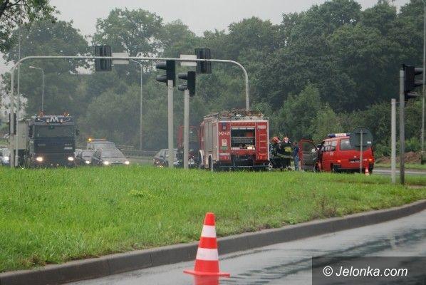 JELENIA GÓRA: Tragiczny piątek trzynastego na drogach
