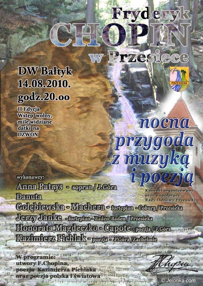 PRZESIEKA: Chopin zabrzmiał w Przesiece