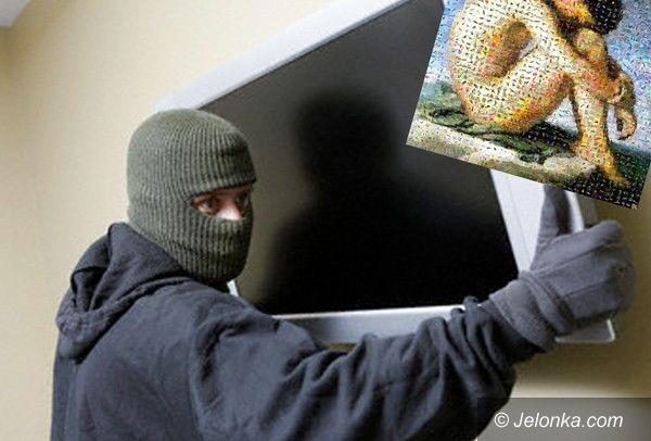 JELENIA GÓRA: Samosąd za kradzież telewizora