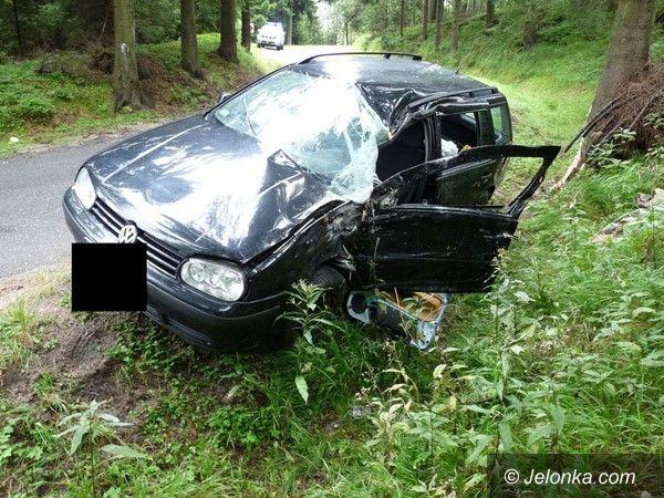 KOWARY: Tragiczny wypadek na Przełęczy Okraj