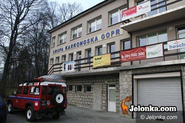 JELENIA GÓRA/ region: Nowy bus dla GOPR– u