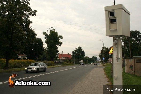 JELENIA GÓRA/ region: Jeleniogórskie fotoradary zbierają żniwo