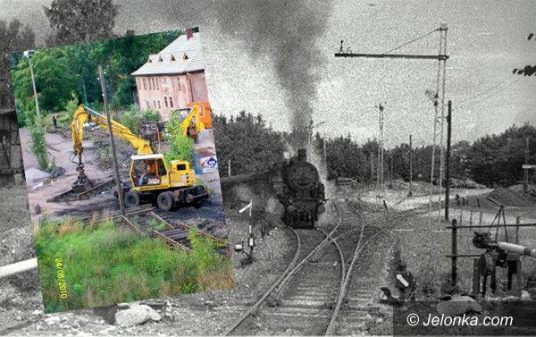 KARPACZ: Część torowiska w Karpaczu do rozbiórki