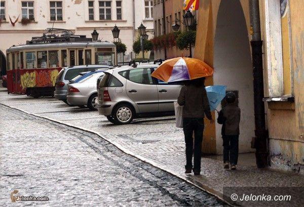 REGION DOLNY ŚLĄSK: Bardzo deszczowy koniec wakacji