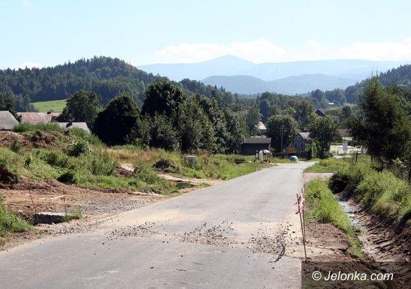REGION JELENIOGÓRSKI: Staniszowski bubel drogowy