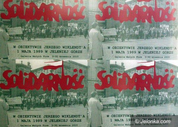 """JELENIA GÓRA: """"Solidarność"""" żyje! Mimo wszystko"""