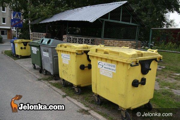 JELENIA GÓRA: Zamieszanie z odpadami
