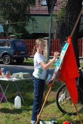 JELENIA GÓRA: Pożegnali lato pod Chojnikiem