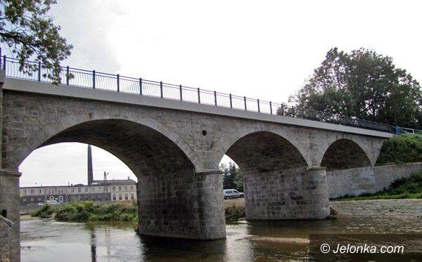 REGION: Remont mostu w Gryfowie zakończony