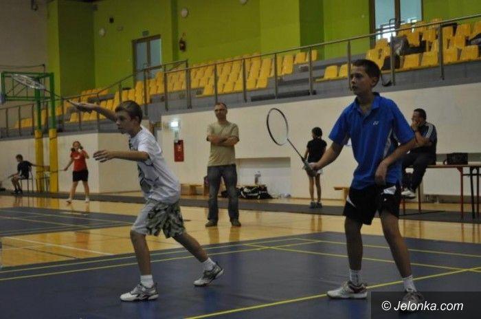Sobótka: Badmintoniści Chojnika punktowali w Sobótce