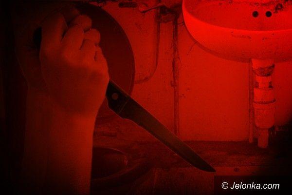 JELENIA GÓRA: Zabiła konkubenta w ubikacji