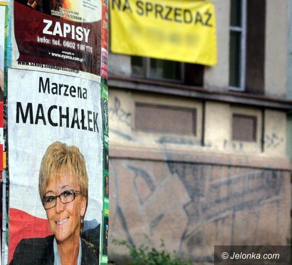 JELENIA GÓRA: Prawo i Sprawiedliwość zaczyna kampanię wyborczą