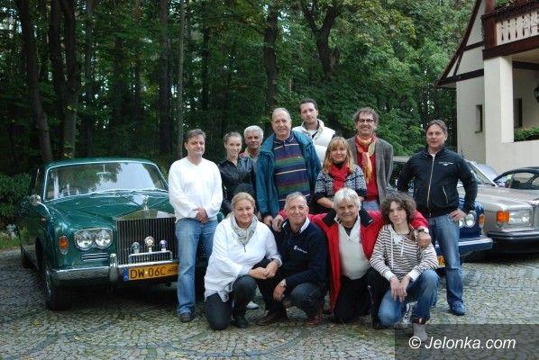 REGION: Królewskie auta w Zachełmiu
