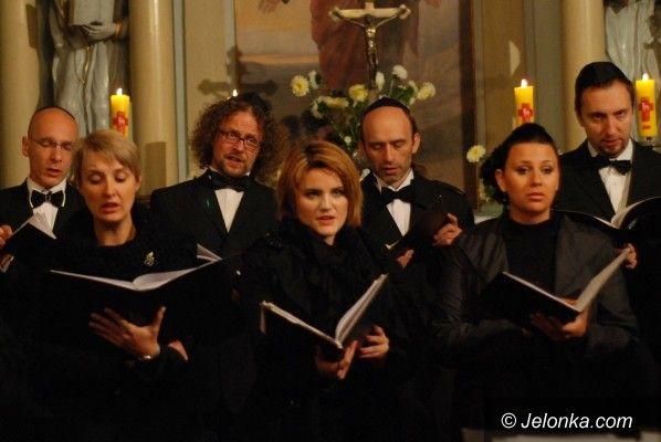 SOSNÓWKA: Muzykalia Staniszowskie w żydowskich rytmach