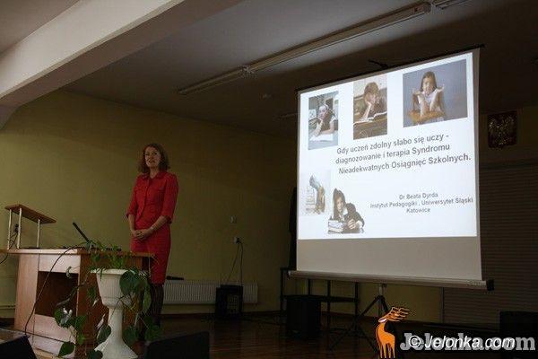 JELENIA GÓRA: Smaczne i naukowe spotkania z edukacją