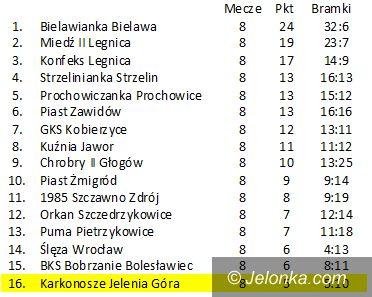 Dolny Śląsk: Podsumowanie IV ligi