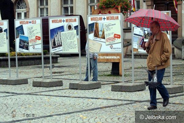 JELENIA GÓRA: Nasze okno na Europę: wrocławskie lotnisko