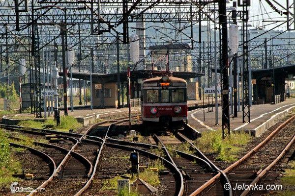 JELENIA GÓRA: Pociągiem do Wrocławia. Będzie szybciej za dwa lata