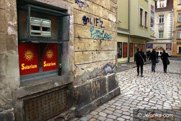 JELENIA GÓRA: Stare miasto do rewitalizacji. Na razie tylko w planach