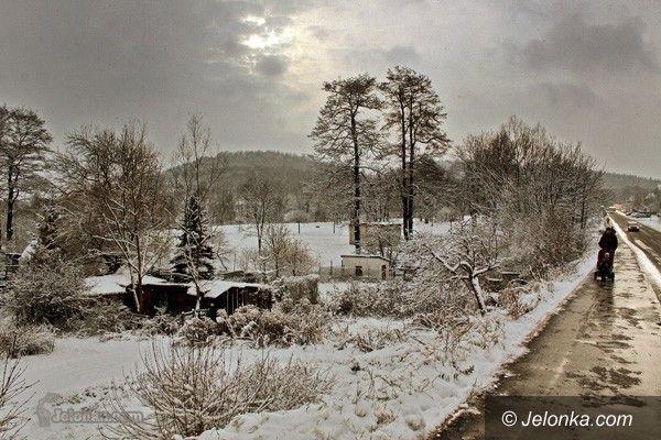 REGION: Region pod pierzyną śniegu. W okowach zimy