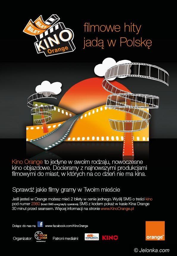 SZKLARSKA PORĘBA: Druga edycja Objazdowego Kina Orange pod Szrenicą