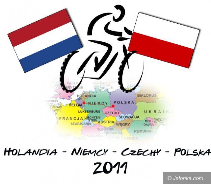 Jelenia Góra: Nakreślił sobie ambitny plan, rowerowa wyprawa na trasie Holandia – Polska