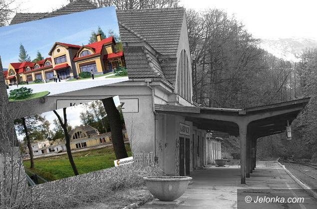 KARPACZ: Nowe zadania dla starej stacji