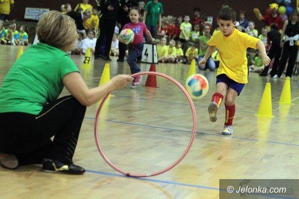 JELENIA GÓRA: Olimpiada przedszkolaków: wygrali już na starcie