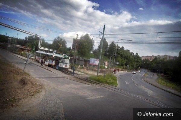 JELENIA GÓRA: Tramwajowe perypetie u sąsiadów