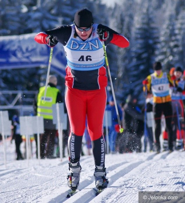 Jakuszyce: Finały Dolnośląskiej Gimnazjady i Igrzysk Młodzieży Szkolnej w biegach narciarskich