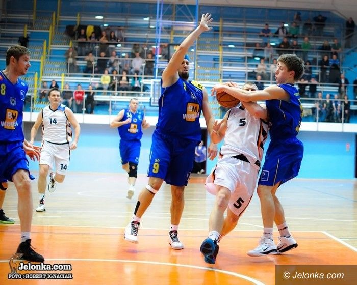 II-liga koszykarzy: Mecz na szczycie dla gospodarzy z Pleszewa