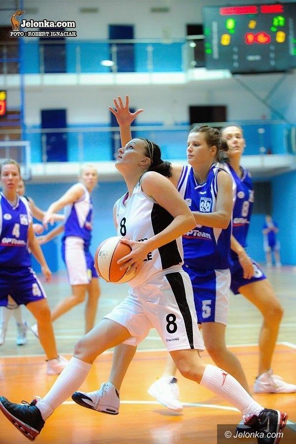 I-liga koszykarek: Ciężki nokaut w Rzeszowie
