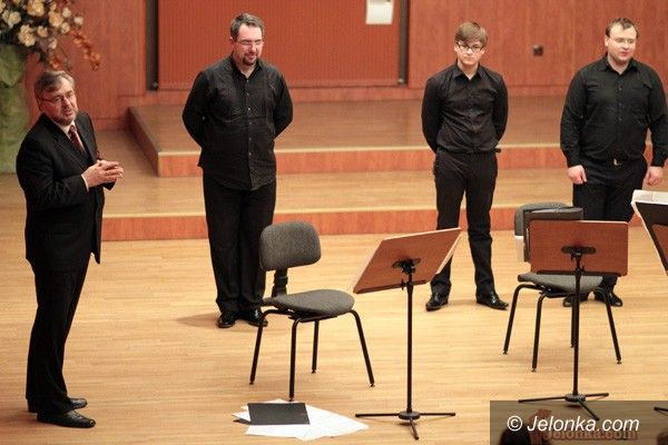 JELENIA GÓRA: Złote pokolenie akordeonu. Fenomenalny koncert w FD!