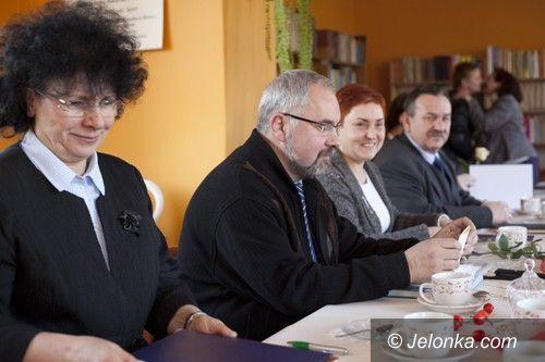 """JELENIA GÓRA: Dyrektorzy w """"Norwidzie"""". O ważnych sprawach"""