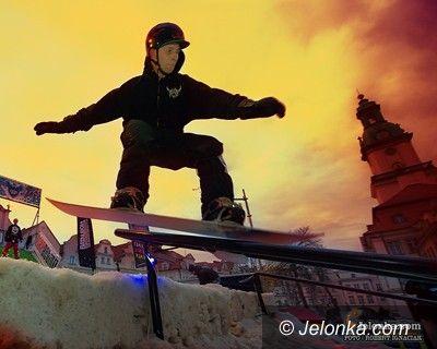 Jelenia Góra: Wiele emocji podczas jeleniogórskich zawodów JIBBING JAM