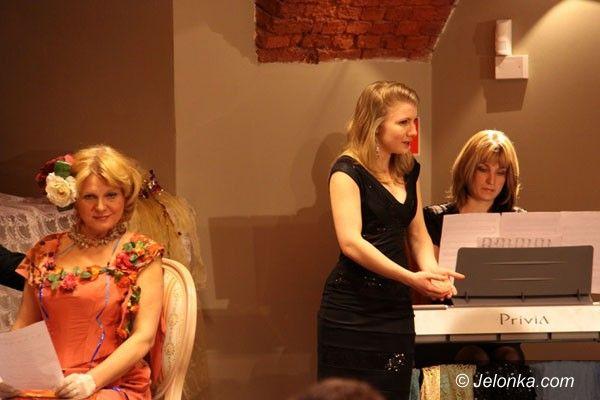 JELENIA GÓRA: Muzyczne walentynki u Schaffgotschów
