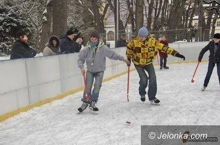 Jelenia Góra: Przyjdź i zmierz się w turnieju hokeja