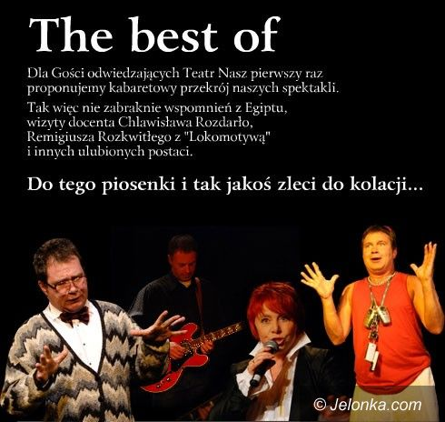 """MICHAŁOWICE: """"The best of"""" Teatru Naszego z Michałowic"""