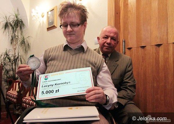 JELENIA GÓRA: Z wózka oszczepem po srebro mistrzostw świata
