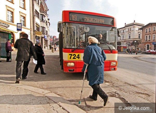 JELENIA GÓRA: Wakat Plus policzy pasażerów MZK