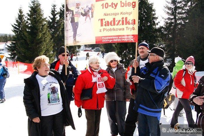 Szklarska Poręba: Fotorelacja z drugiego dnia Biegu Piastów zdominowanego przez Czechów