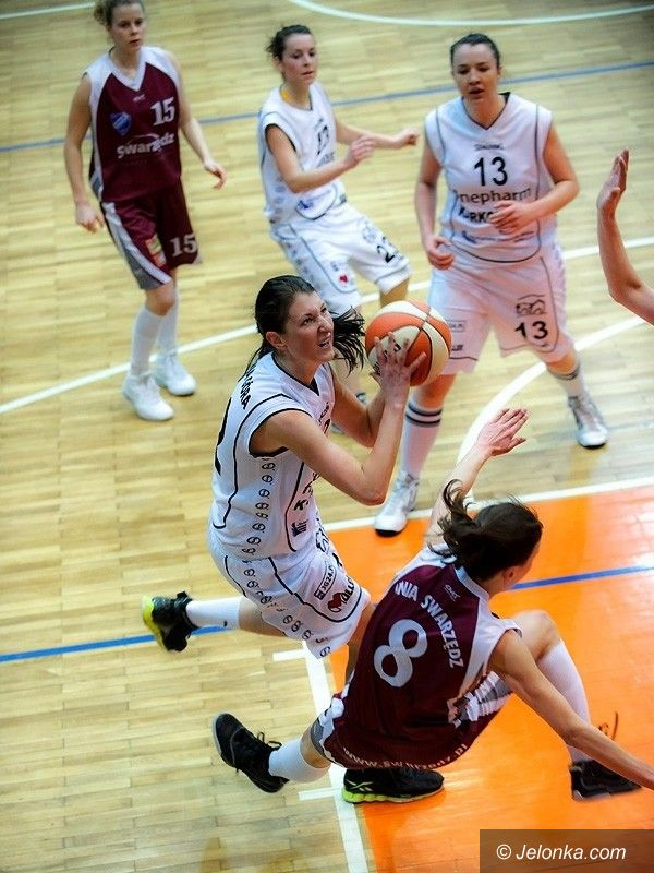 I-liga koszykarek: Potrzebne kolejne zwycięstwo