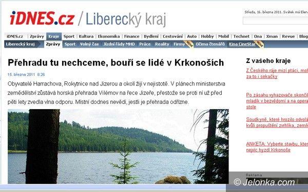 REGION: Czesi chcą zbudować potężny akwen tuż za naszą granicą