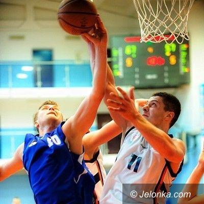 II-liga koszykarzy: Pewna wygrana Sudetów