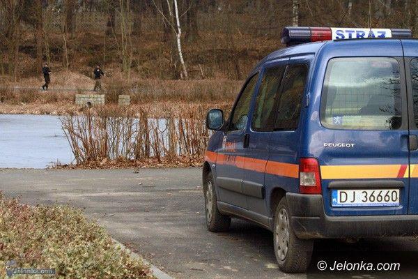 JELENIA GÓRA: Strażnicy miejscy nagrają występki brudasów