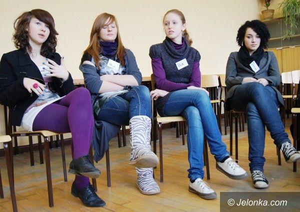 JELENIA GÓRA: Młodzież: co możemy zrobić dla naszego miasta?